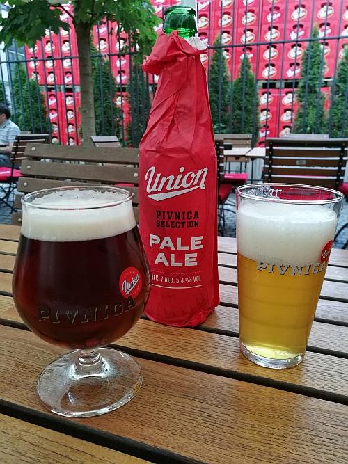 A Unionnak remek sörei vannak