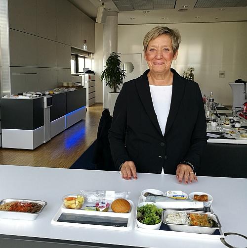 Judith elmeséli, hogy ő milyen szempontokat vesz figyelembe az ételek monitorozásánál.