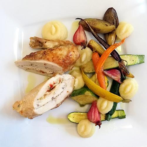 Csirke supreme