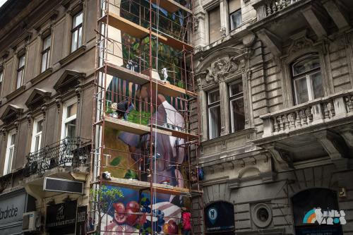 Ferenczy Októbere is - teásítva - falra kerül