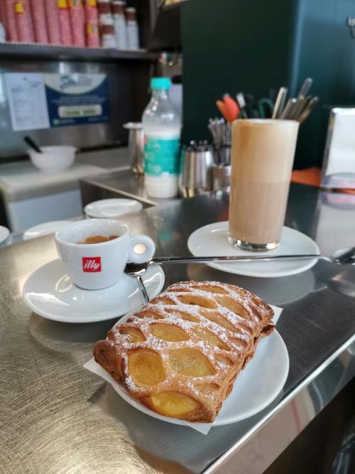 Az első kávék :)