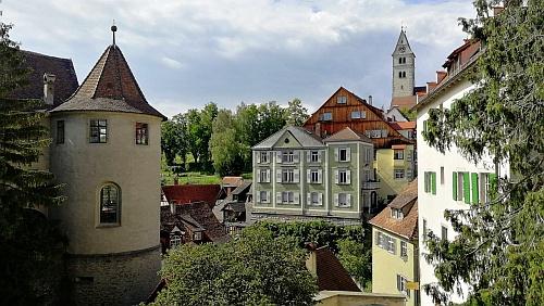 Térszelvények, Meersburg