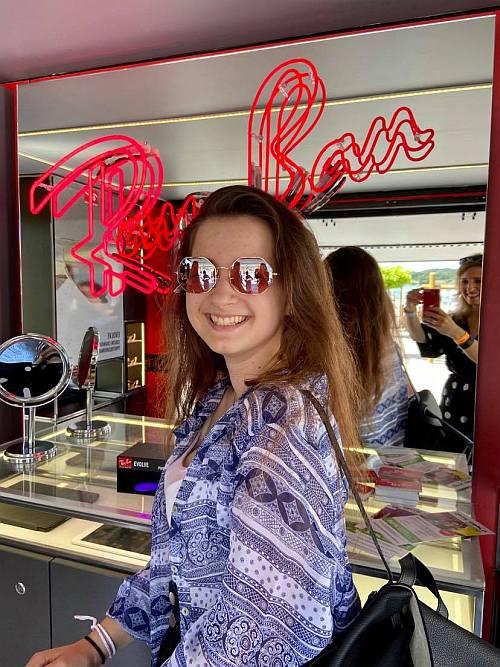 Anna az új kollekcióban új szerelemre bukkant :)