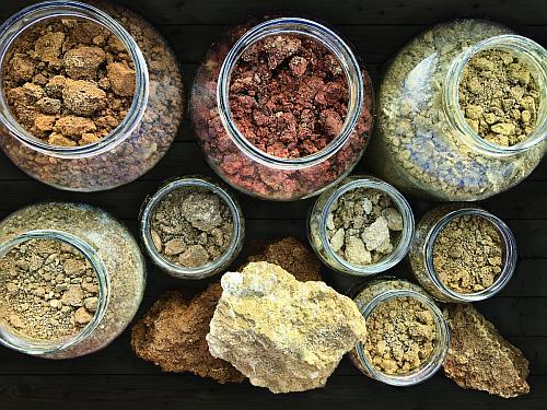 Ilyen sokszínű, gazdag talaj a lösz